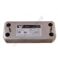 Вторичный теплообменник ГВС для котла UNO 24   арт. 995945