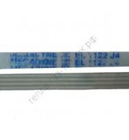 Ремень 1122 J4 L-1075 мм,бел