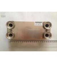 2060332. Пластинчатый теплообменник ГВС Master Gas Seoul 24