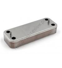 Теплообменник ГВС 3003200026  для Demrad 12 пл.