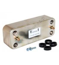 398902439 Теплообменник ГВС (вторичный, 12 пластин) DIVAtech F13-24D FERROLI